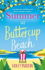Summer at Buttercup Beach - Holly Martin