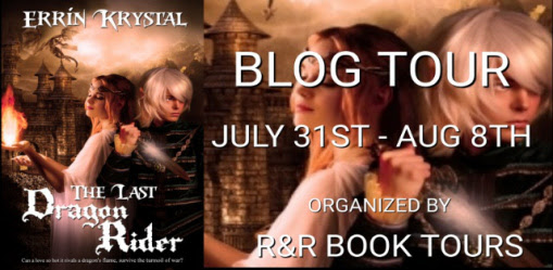 The Last Dragon Rider - Tour Banner
