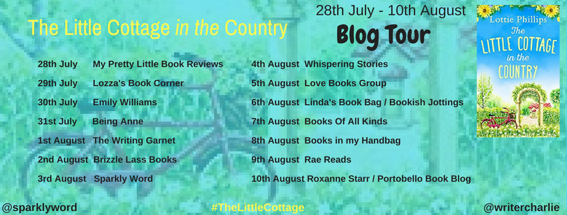 The Little Cottage in the Country - Tour Banner