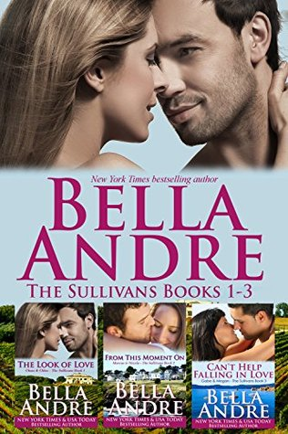 #BlogTour: The Sullivans Books 1-3 by Bella Andre @bellaandre @RABTBookTours #Review