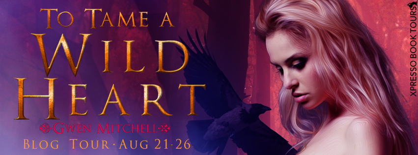 To Tame A Wild Heart - Tour Banner