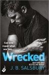 Wrecked - J.B. Salsbury