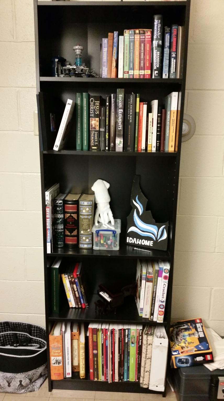 Anna Bookshelf