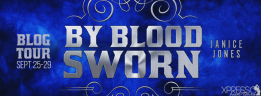 By Blood Sworn - Tour Banner