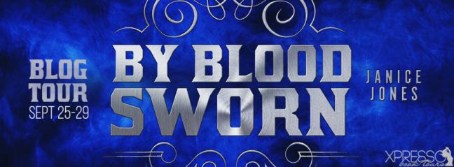 By Blood Sworn - Tour Banner