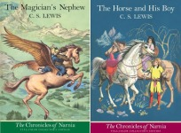 Chronicles of Narnia - CE - 1 and 3