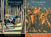 Chronicles of Narnia - CE - 4 and 7