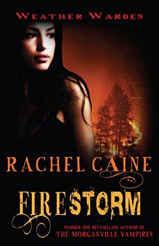 #Review: Firestorm by Rachel Caine @rachelcaine @AllisonandBusby
