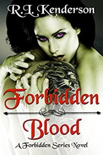 Forbidden Blood - R.L. Kenderson