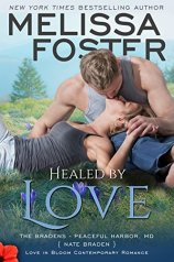 Healed By Love - Melissa Foster