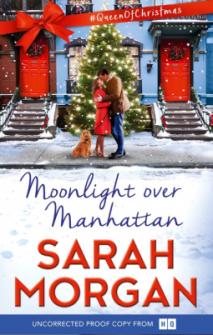 Moonlight Over Manhattan - Sarah Morgan