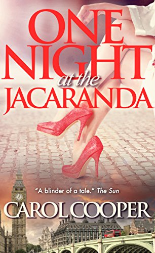 One Night At The Jacaranda - Carol Cooper