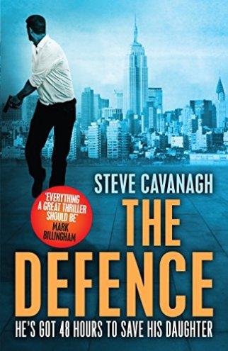 The Defence - Steve Cavanagh