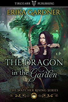The Dragon in the Garden - Erika Gardner