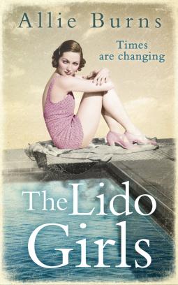 The Lido Girls - Allie Burns