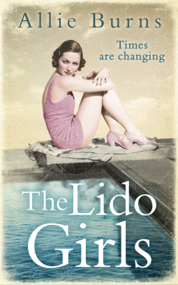 The Lido Girls - Allie Burns