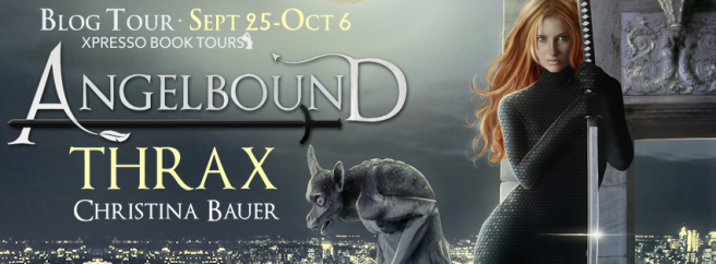 Thrax - Tour Banner