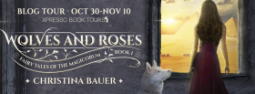 Wolves and Roses - Tour Banner
