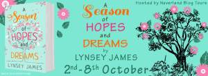 A Season of Hopes and Dreams - Tour Banner