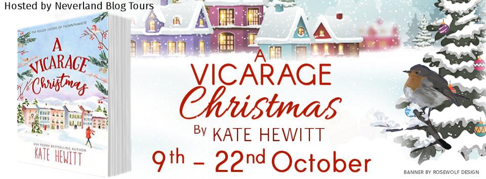 A Vicarage Christmas - Tour Banner