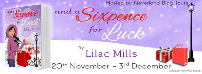 And A Sixpence for Luck - Tour Banner