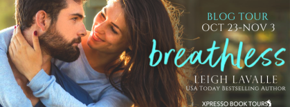 Breathless - Tour Banner