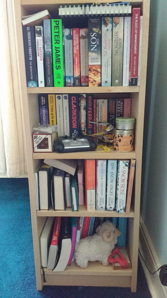 Joanne - Bookshelf