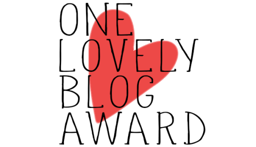 AWARD: One Lovely Blog Award – The Music Edition