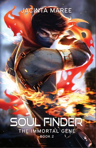 Soul FInder - Jacinta Moree