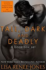 Tall, Dark and Deadly - Lisa Renee Jones
