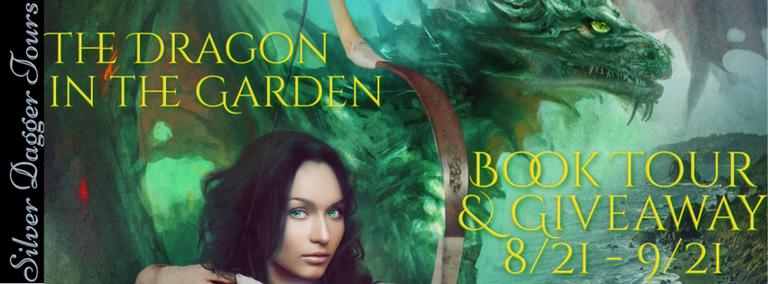 The Dragon in the Garden - Tour Banner