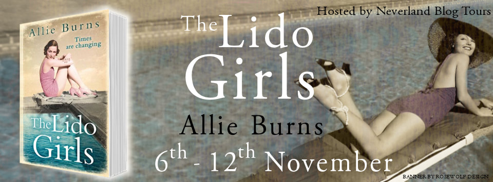 The Lido Girls - Tour Banner