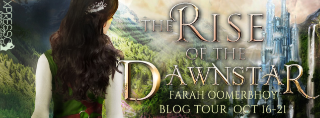 The RIse of the Dawnstar - Tour Banner