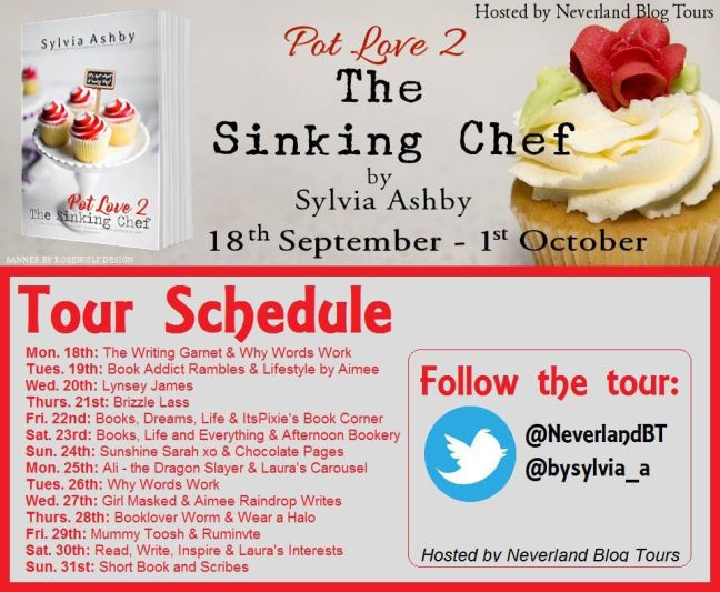 The Sinking Chef - Tour Schedule
