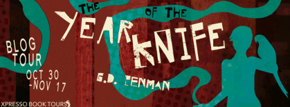 The Year of the Knife - Tour Banner