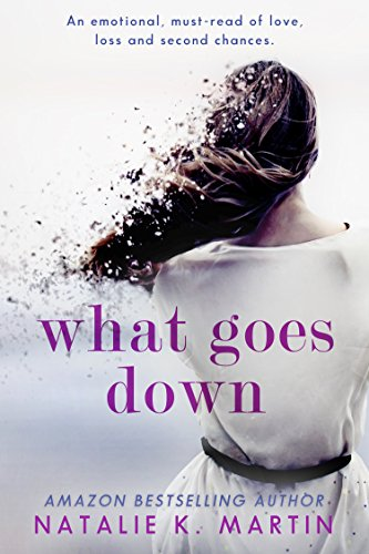 #WeekendBlitz: What Goes Down by Natalie K. Martin @natkmartin @NeverlandBT #Review #Giveaway