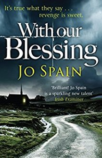 With Our Blessing - Jo Spain