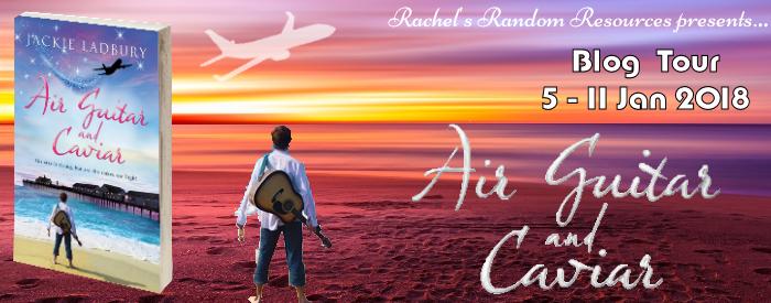 Air Guitar and Caviar - Tour Banner
