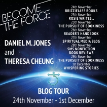 Become The Force - Tour Banner