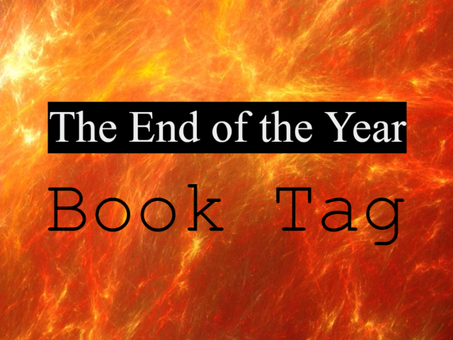 TAG: The End of the Year Book Tag