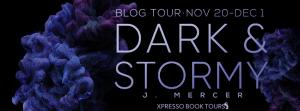 Dark & Stormy - Tour Banner