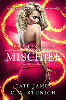 #Review: Elements of Mischief by C.M. Stunich & Tate James @CMStunich @TateJamesAuthor