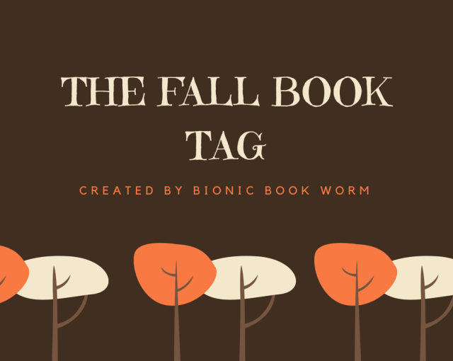 TAG: The Fall Book Tag