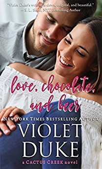 Love, Chocolate and Beer - Violet Duke