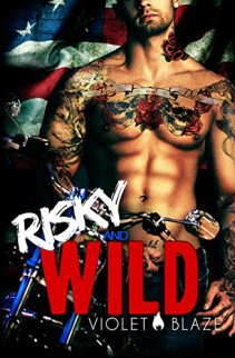 Risky and Wild - Violet Blaze