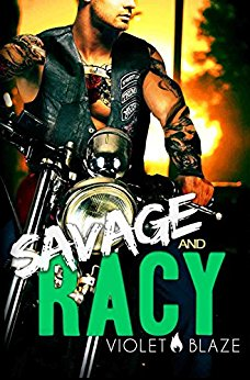 #Review: Savage and Racy by Violet Blaze @IAmVioletBlaze @CMStunich