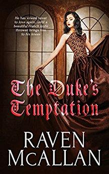#BlogTour: The Duke's Temptation by Raven McAllan @RavenMcAllan @Totally_Bound @NeverlandBT #Review#Giveaway