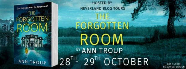 The Forgotten Room - TOur Banner