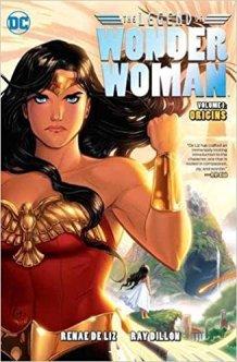 The Legend of Wonder Woman