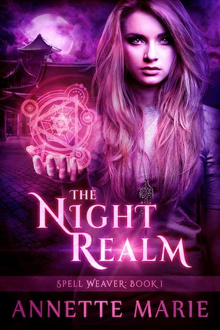 #BookBlitz: The Night Realm by Annette Marie @AnnetteMMarie @XpressoTours #Excerpt #Giveaway